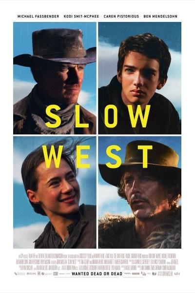Caratula, cartel, poster o portada de Slow West