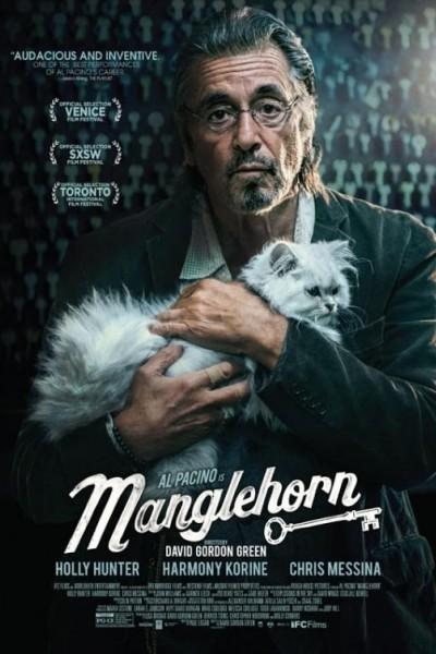 Caratula, cartel, poster o portada de Señor Manglehorn