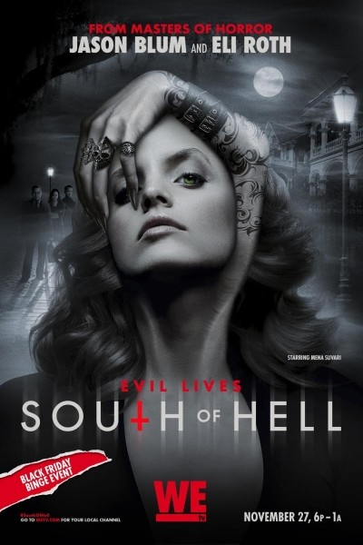Caratula, cartel, poster o portada de South of Hell