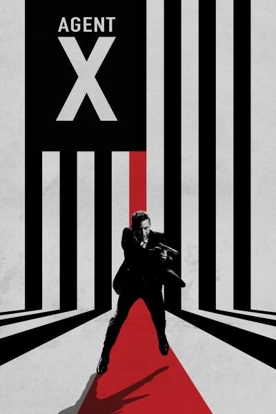 Caratula, cartel, poster o portada de Agent X