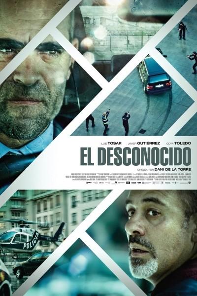 Caratula, cartel, poster o portada de El desconocido