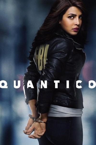 Caratula, cartel, poster o portada de Quantico