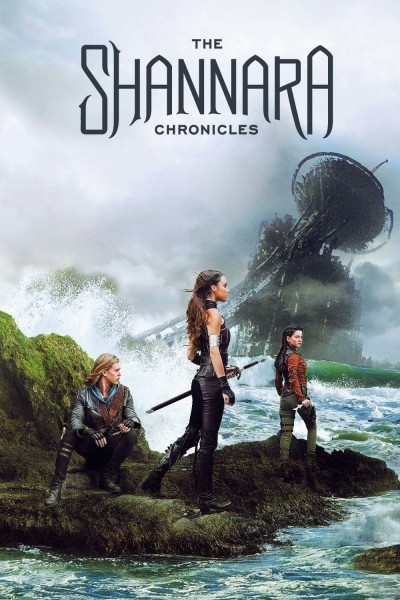 Caratula, cartel, poster o portada de Las crónicas de Shannara