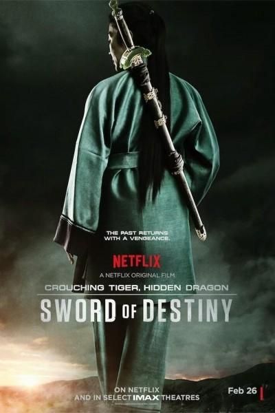 Caratula, cartel, poster o portada de Tigre y dragón 2: La espada del destino