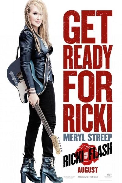 Caratula, cartel, poster o portada de Ricki