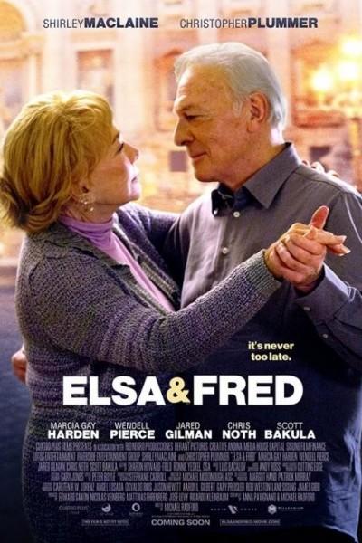 Caratula, cartel, poster o portada de Elsa & Fred