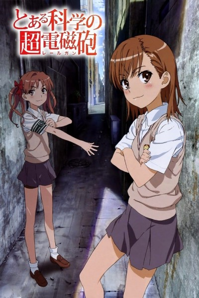 Caratula, cartel, poster o portada de A Certain Scientific Railgun