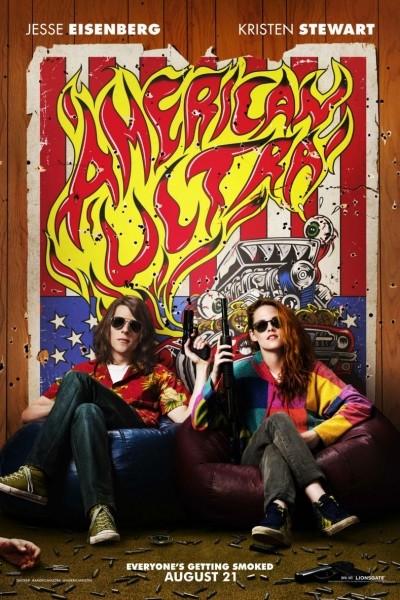 Caratula, cartel, poster o portada de American Ultra