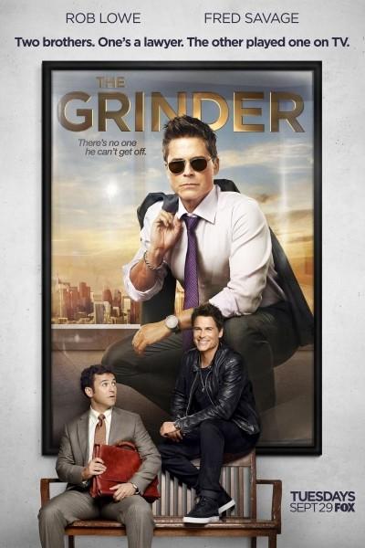 Caratula, cartel, poster o portada de The Grinder