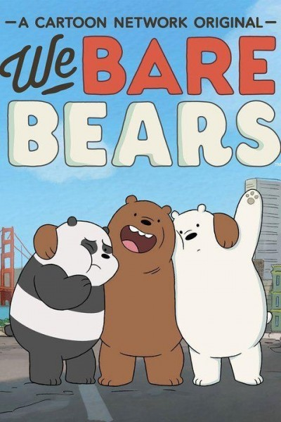 Caratula, cartel, poster o portada de We Bare Bears