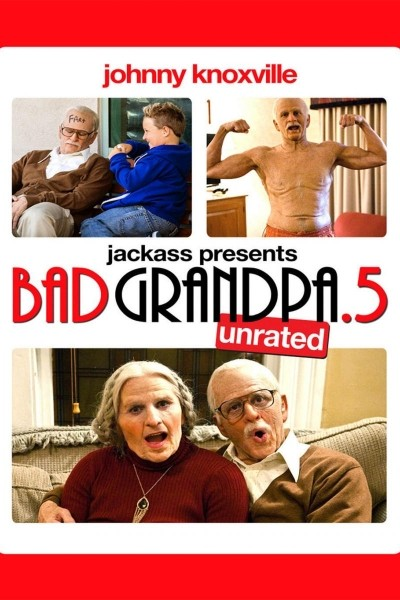 Caratula, cartel, poster o portada de Jackass Presents: Bad Grandpa .5