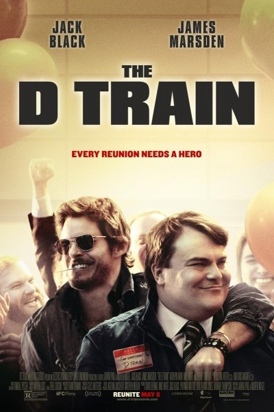 Caratula, cartel, poster o portada de The D Train