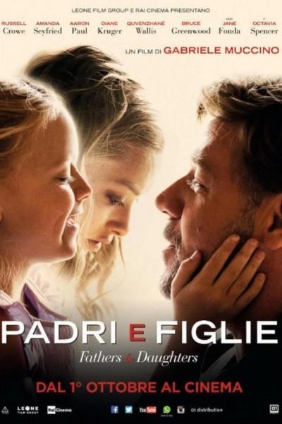 Caratula, cartel, poster o portada de De padres a hijas