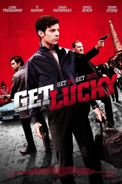 Caratula, cartel, poster o portada de Get Lucky