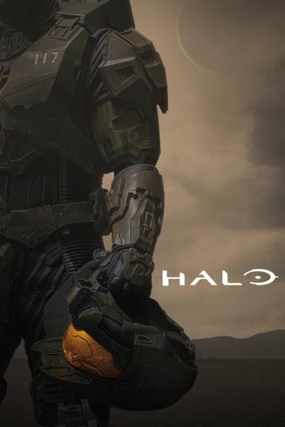 Caratula, cartel, poster o portada de Halo: La Serie
