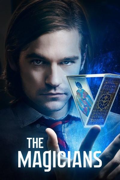 Caratula, cartel, poster o portada de The Magicians