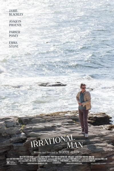 Caratula, cartel, poster o portada de Irrational Man