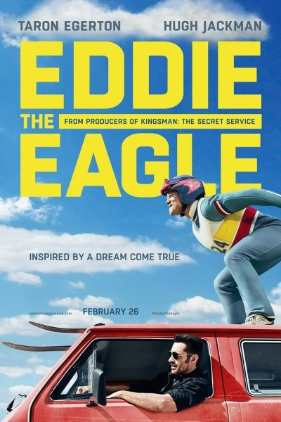Caratula, cartel, poster o portada de Eddie el Águila