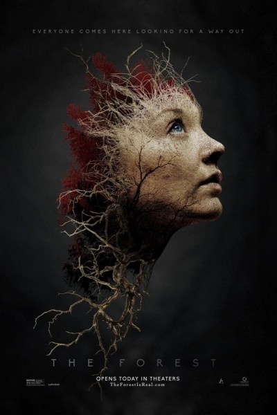 Caratula, cartel, poster o portada de El bosque de los suicidios