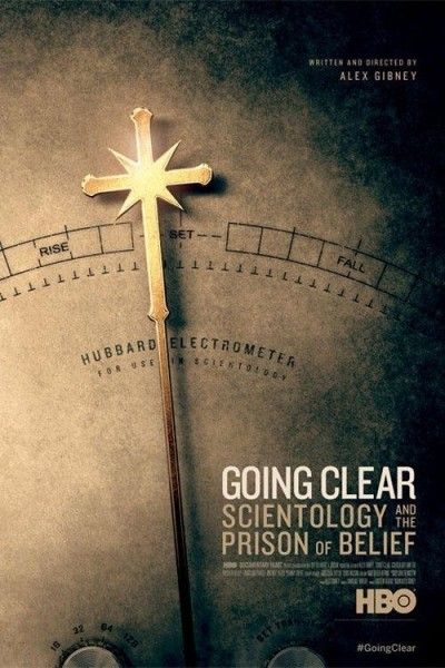 Caratula, cartel, poster o portada de Going Clear: Scientology and the Prison of Belief