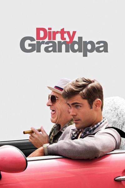 Caratula, cartel, poster o portada de Dirty Grandpa