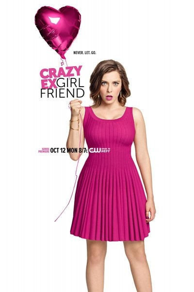 Caratula, cartel, poster o portada de Crazy Ex-Girlfriend