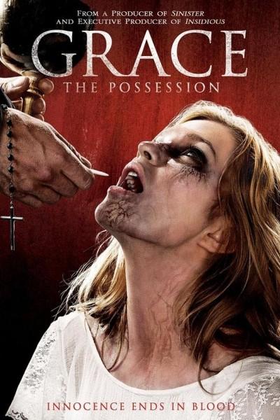 Caratula, cartel, poster o portada de La posesión de Grace