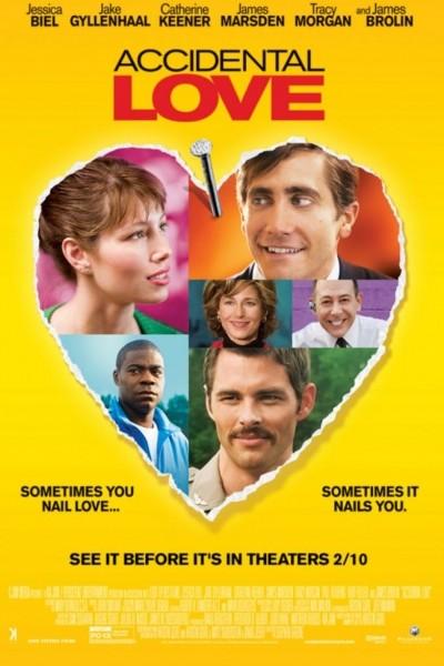 Caratula, cartel, poster o portada de Un accidente llamado amor