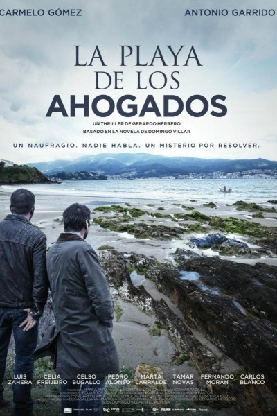 Caratula, cartel, poster o portada de La playa de los ahogados
