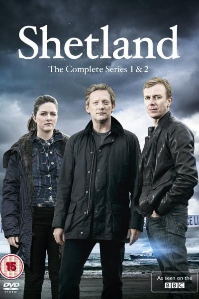 Caratula, cartel, poster o portada de Shetland