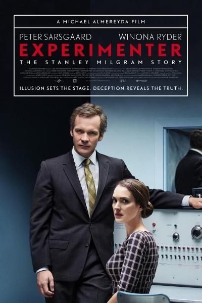 Caratula, cartel, poster o portada de Experimenter: La historia de Stanley Milgram
