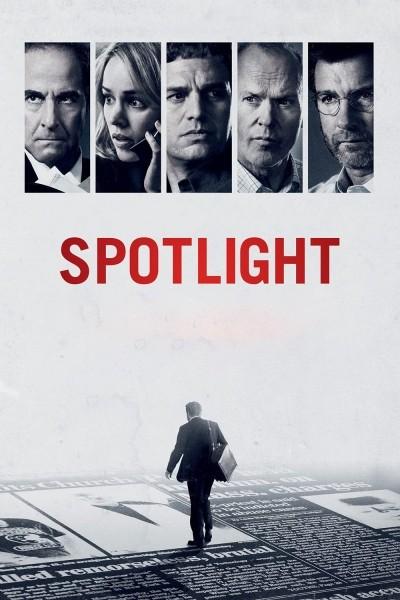 Caratula, cartel, poster o portada de Spotlight