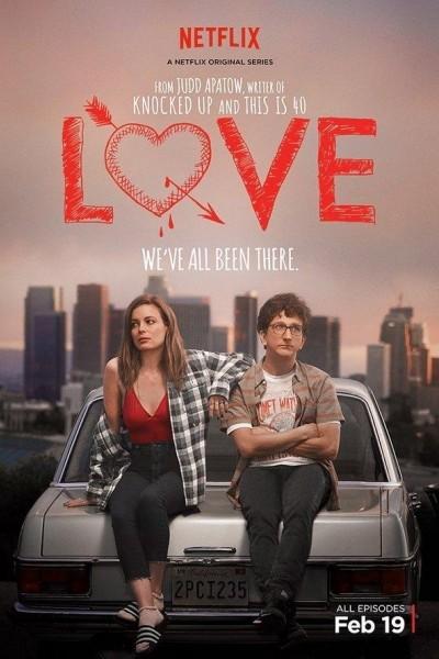 Caratula, cartel, poster o portada de Love