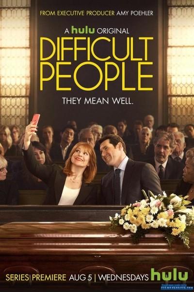 Caratula, cartel, poster o portada de Difficult People