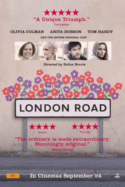 Caratula, cartel, poster o portada de London Road