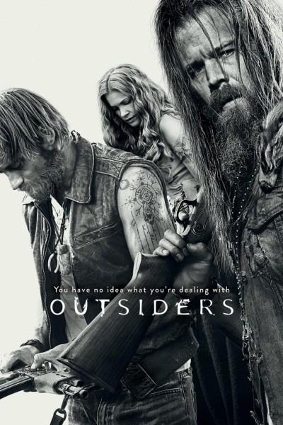 Caratula, cartel, poster o portada de Outsiders