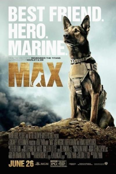 Caratula, cartel, poster o portada de Max