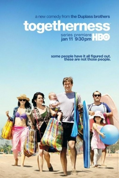 Caratula, cartel, poster o portada de Togetherness
