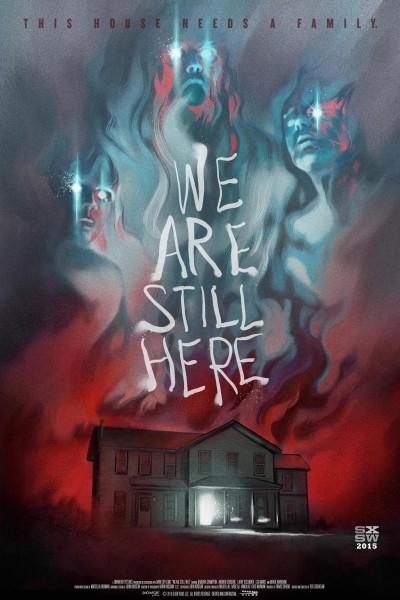 Caratula, cartel, poster o portada de Todavía estamos aquí