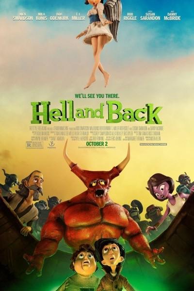 Caratula, cartel, poster o portada de Hell & Back