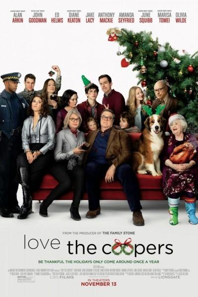 Caratula, cartel, poster o portada de Navidades, ¿bien o en familia?
