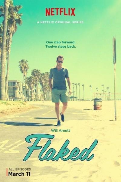 Caratula, cartel, poster o portada de Flaked