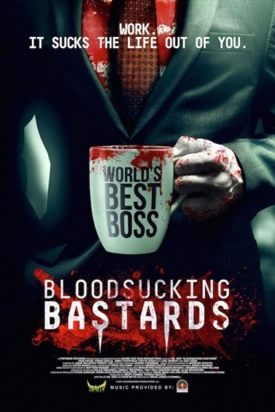 Caratula, cartel, poster o portada de Bloodsucking Bastards