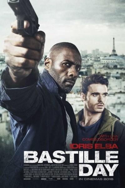 Caratula, cartel, poster o portada de Asalto en París