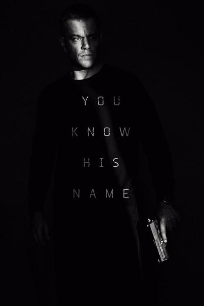 Caratula, cartel, poster o portada de Jason Bourne