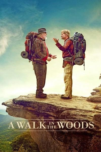 Caratula, cartel, poster o portada de Un paseo por el bosque