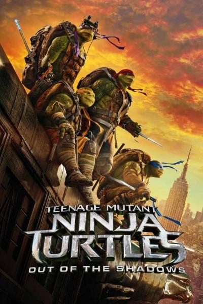 Caratula, cartel, poster o portada de Ninja Turtles: Fuera de las sombras