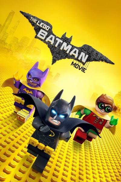 Caratula, cartel, poster o portada de Batman: La LEGO película