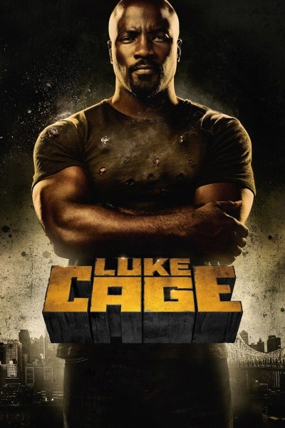Caratula, cartel, poster o portada de Luke Cage