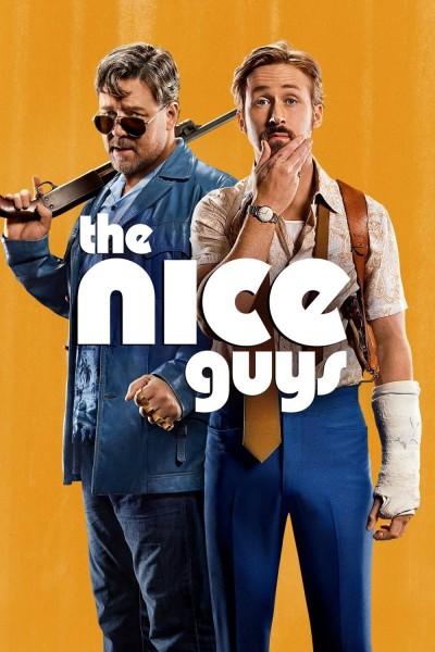 Caratula, cartel, poster o portada de Dos buenos tipos